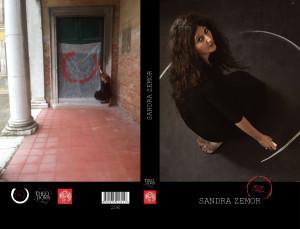 Sandra Zemor Artist book, Editions Venezia Viva 2015, Venezia ISBN 9782955213117